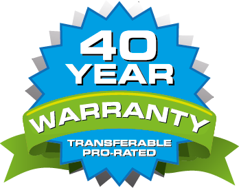 40 Year Warranty Conservatory Products