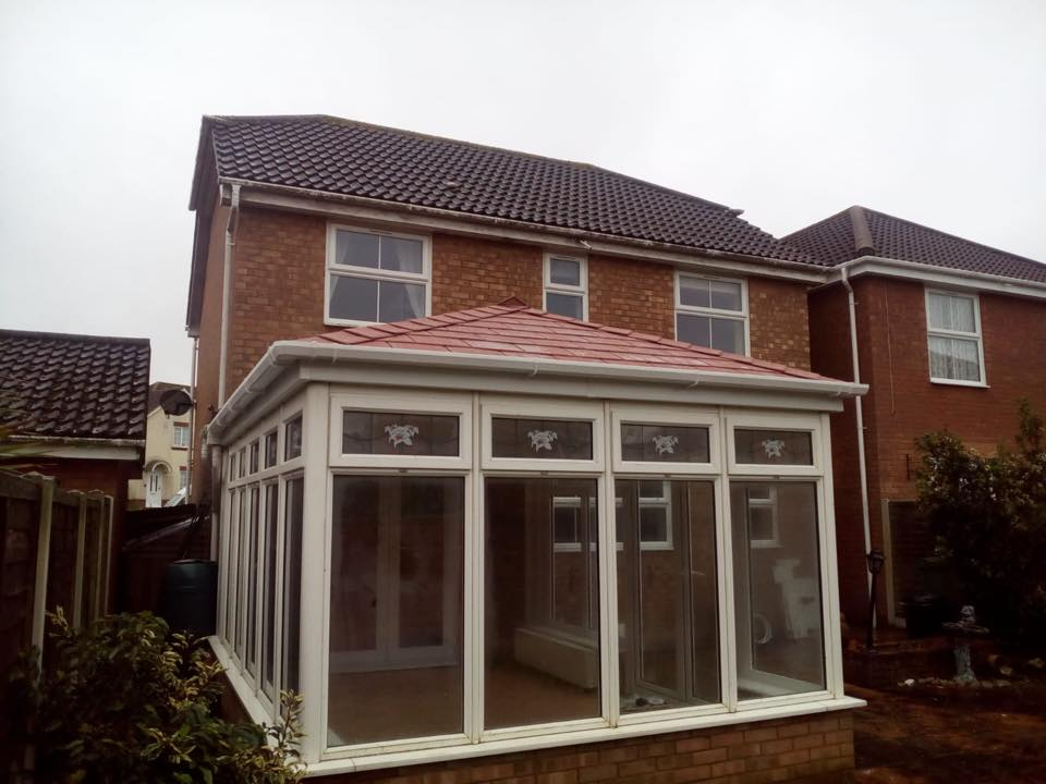 Conservatory Roof Changes: Phase 3