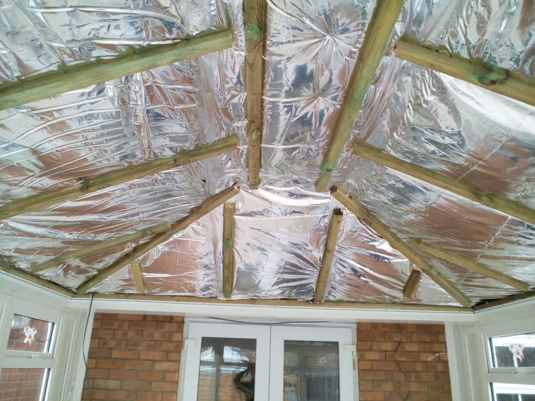 Conservatory Roof Changes